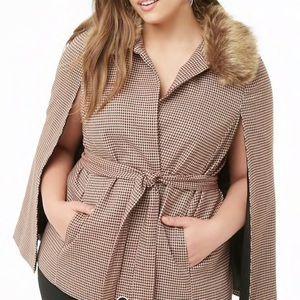 Adorable Furry Cape